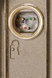 Conector Canon N3 de la Cámara Canon EOS 40D